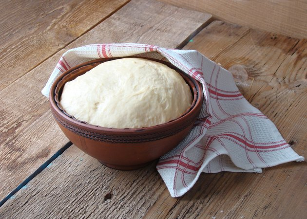 yeast dough for pies and rolls
