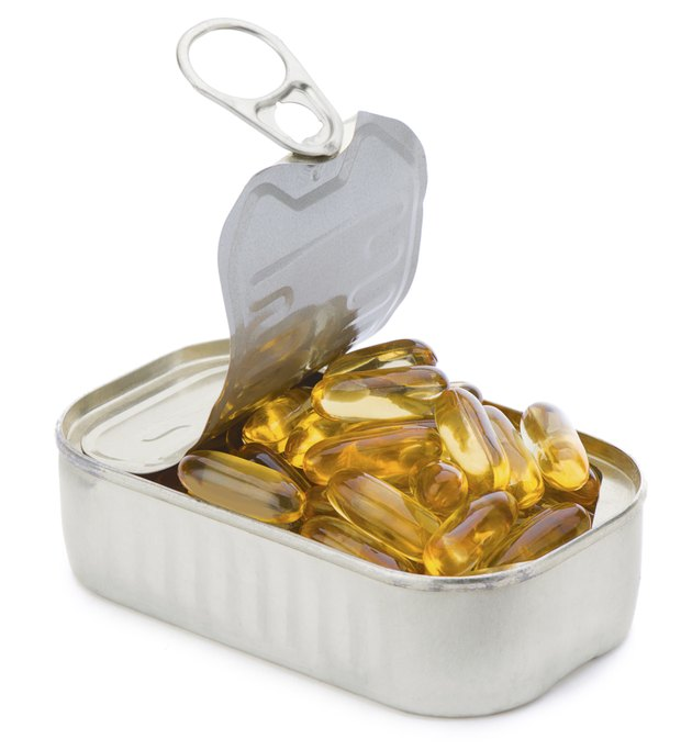 Fish Oil in Can