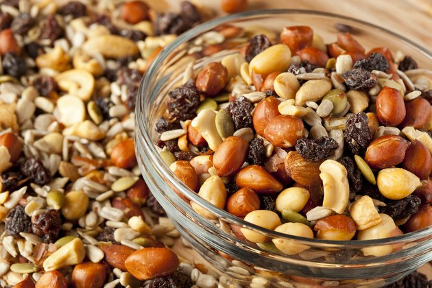 All Natural Homemade Trail Mix