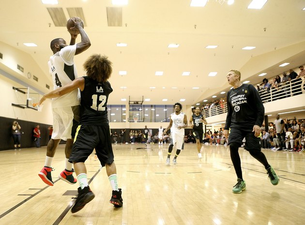 "Equinox Presents ""Celebrity Basketball Spectacular"" To Benefit Sports Spectacular"