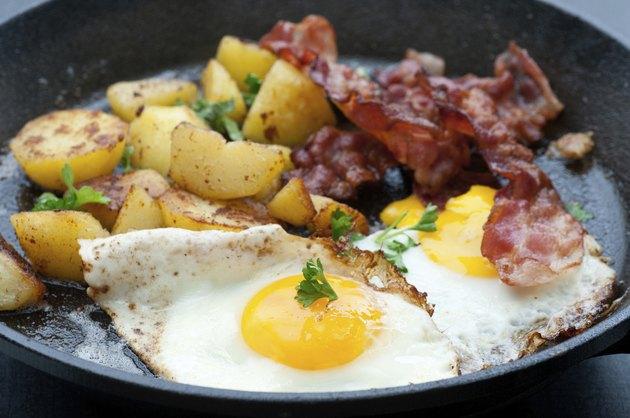 Breakfast In A Pan