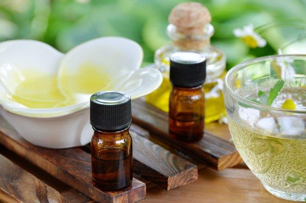 aromatherapy treatment at spa