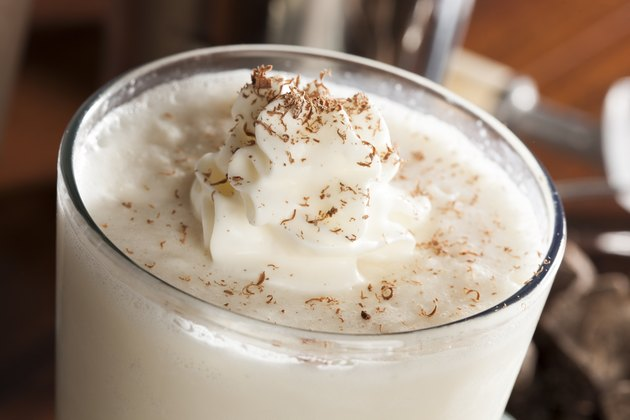 Rich and Creamy Milkshake