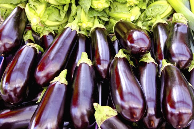Eggplant market