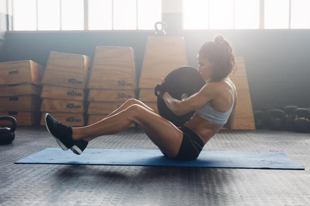 What Are the Benefits of Weighted Sit-Ups?