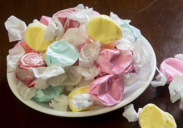 salt water sweet taffy