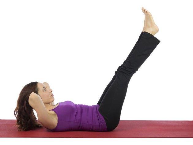 Leg-lifts and Hip Flexors
