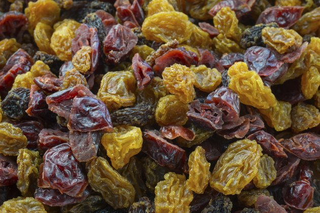Dried fruit combo