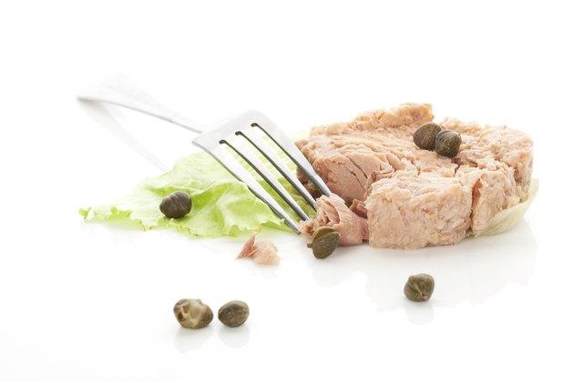 Delicious tuna.