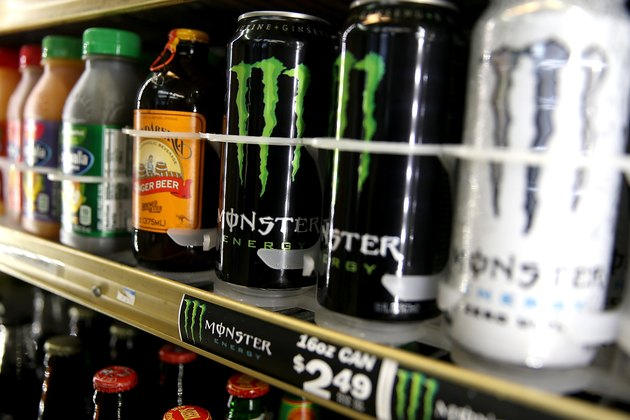 Coke Buys Minority Stake In Monster Energy Drink Company