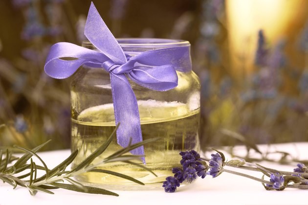 Lavender and Rosemary Aroma Oil