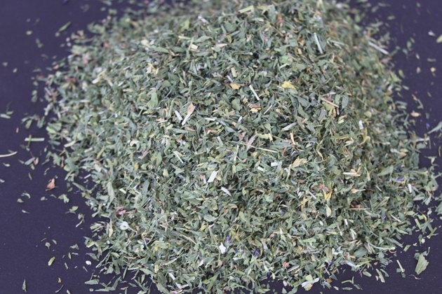 Alfalfa Leaf dried