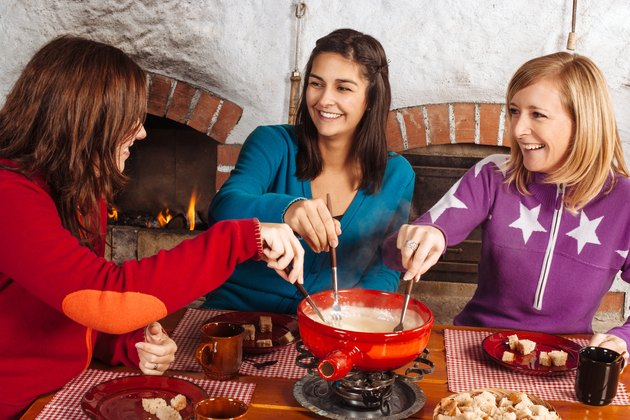 can you eat cheese fondue while pregnant  livestrong