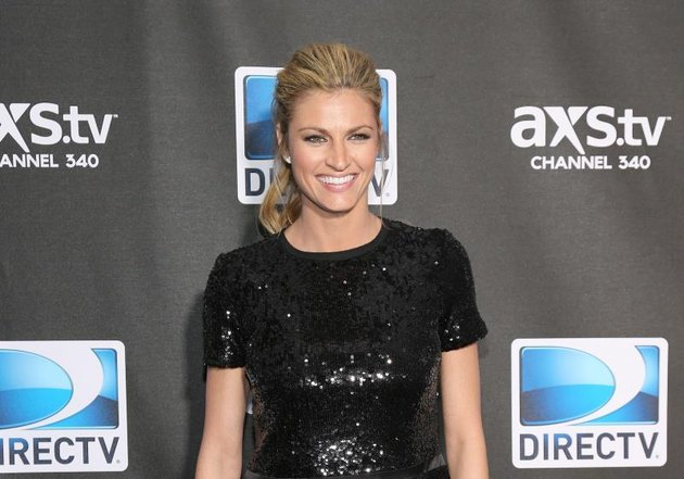 NEW ORLEANS, LA - FEBRUARY 02: Erin Andrews attends DIRECTV Super Saturday Night Featuring Special Guest Justin Timberlake & Co-Hosted By Mark Cuban's AXS TV on February 2, 2013, in New Orleans, Louisiana. (Photo by Neilson Barnard/Getty Images for DirecTV)