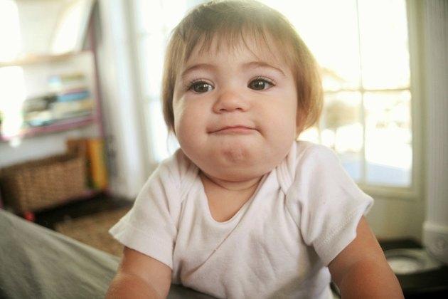 Expressive baby