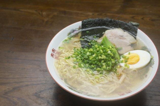 Japanese Noodles Shio Ramen