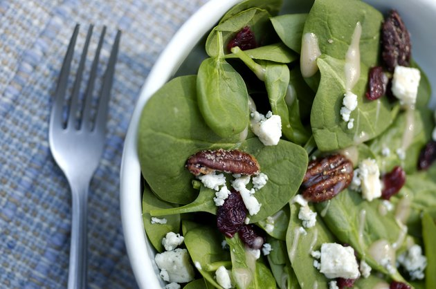 Gourmet Spinach Salad