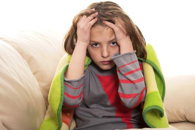 child headache