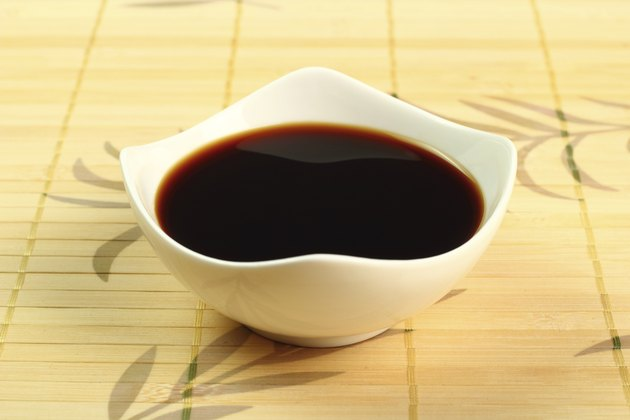Soy Sauce in bowl