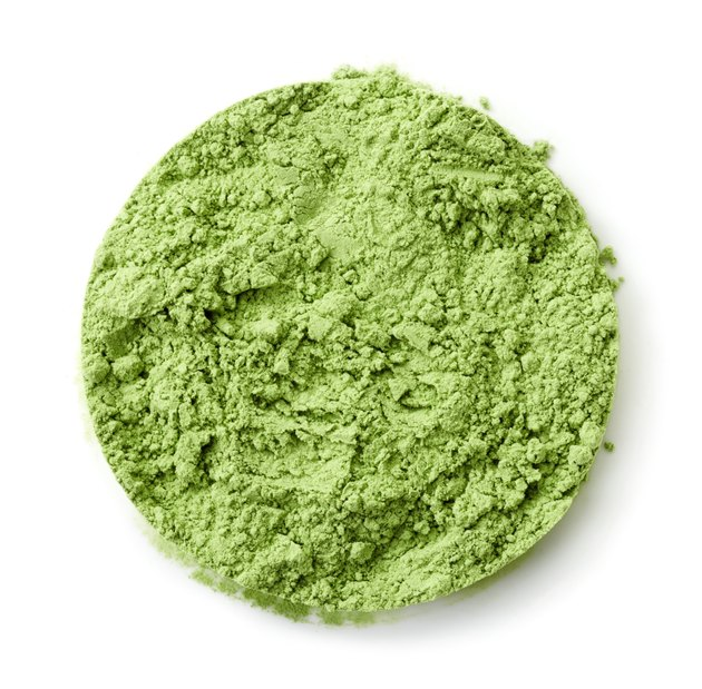 wheat sprouts powder
