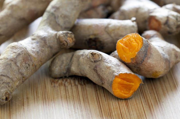 Fresh Turmeric Root