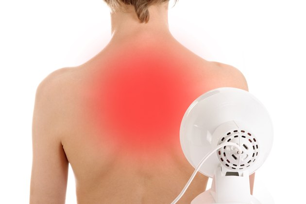 Infrared radiation, therapy