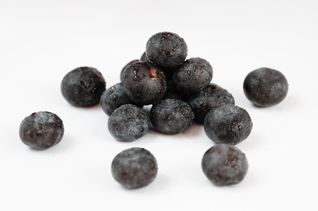 Acai Fruit Berries