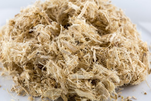 Close up of Slippery elm