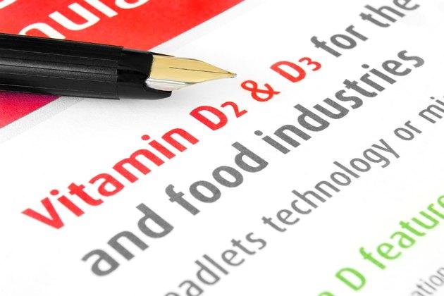 Vitamin D formulations