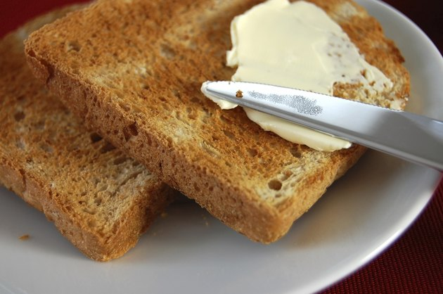 French Toast and Butter