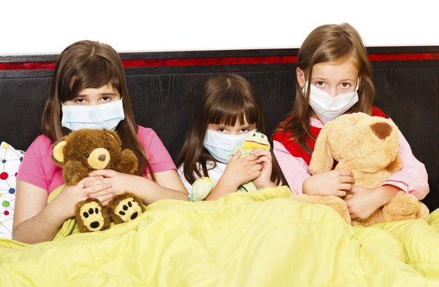 Influenza Among Preschoolers