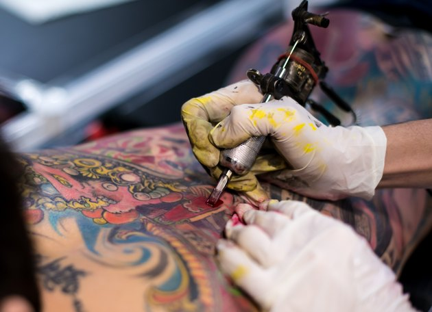 Hong Kong International Tattoo Convention 2015