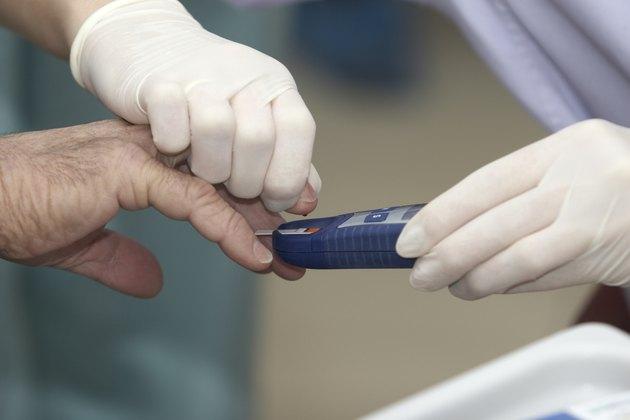 lab blood test health care medicine diabetes