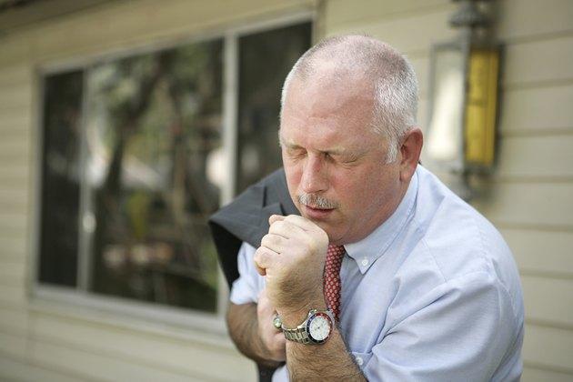 Mature Man - Flu Season