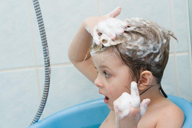 shampooing