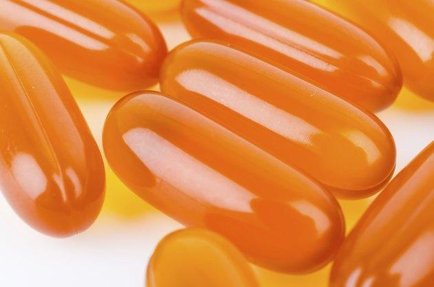 Soft pills