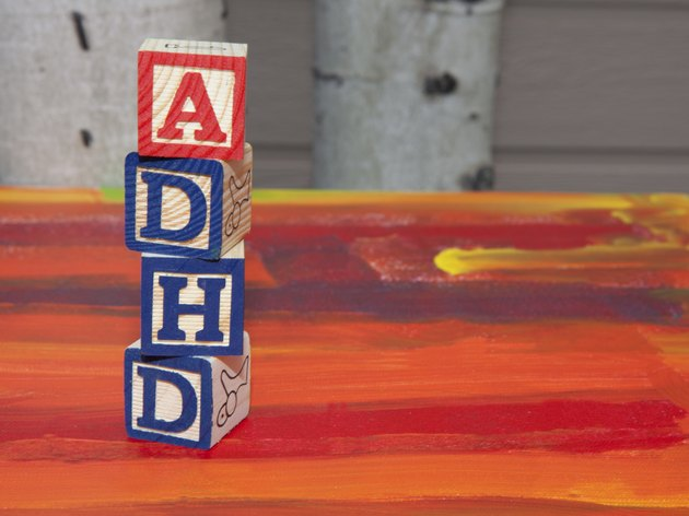 Attention Deficit Hyperactivity Disorder (ADHD) blocks