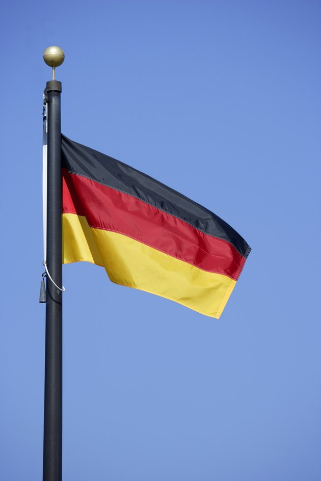German national flag