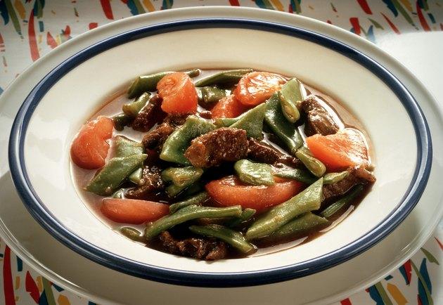 Bean-Tomato Stew