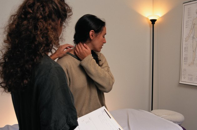 Telling Therapist Aching Spots