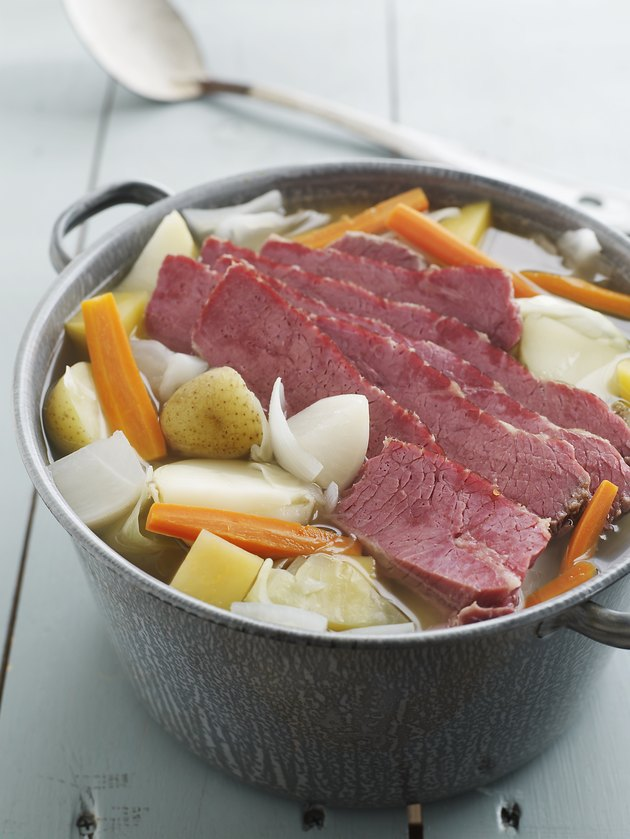 Stockpot of New England Boil