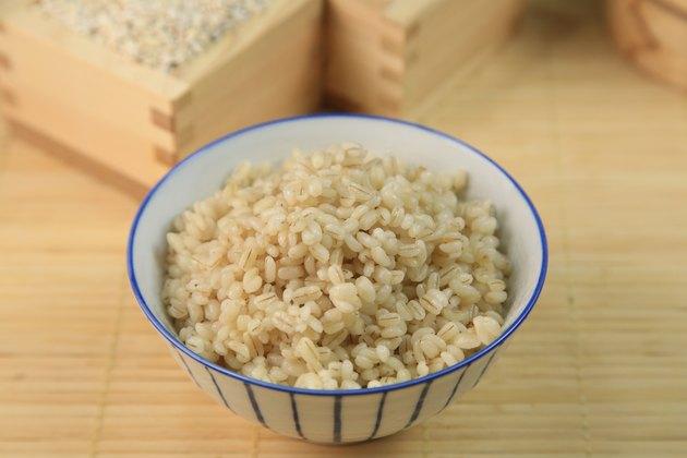 Barley rice