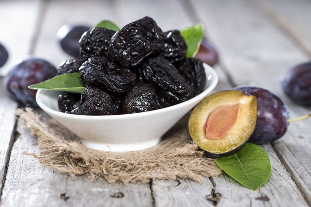 Fresh dried Plums