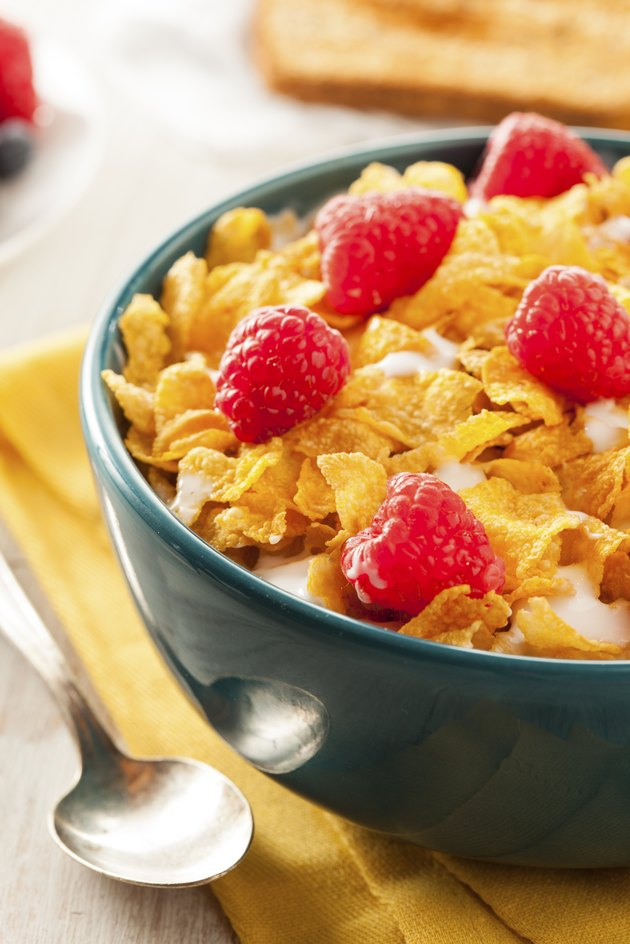 Healthy Cornflake Cereal