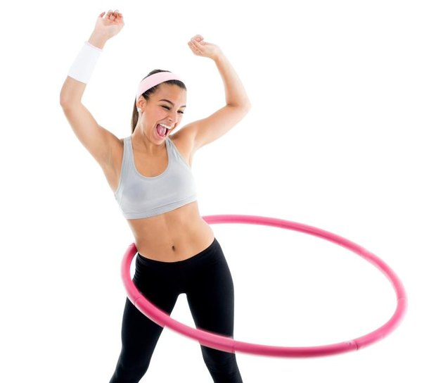 Does Hula Hooping Slim Your Waist?