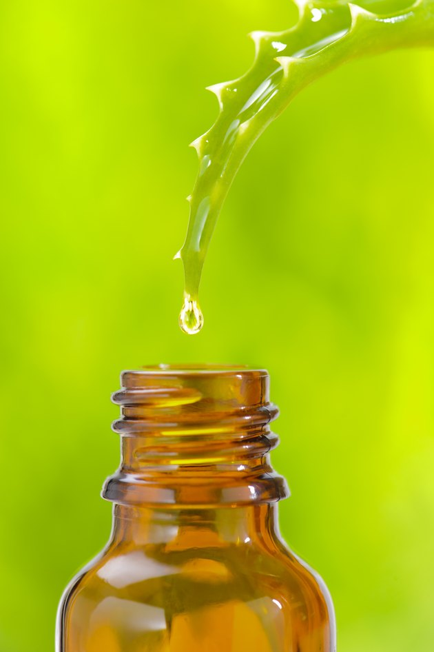 Aloe vera as alternative medicine