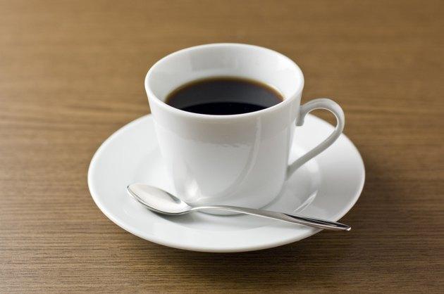 coffee on table