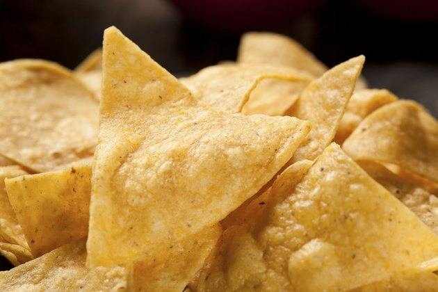 Brown Corn Tortilla Chips