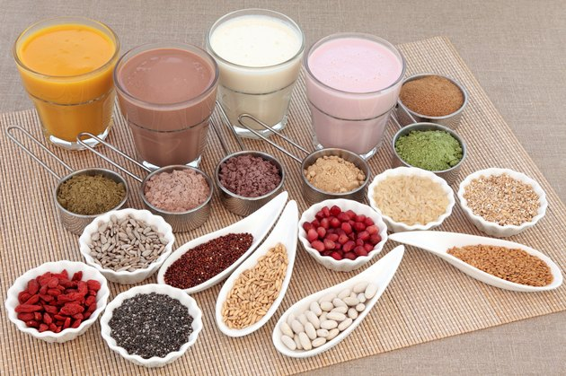 Body Building Superfood