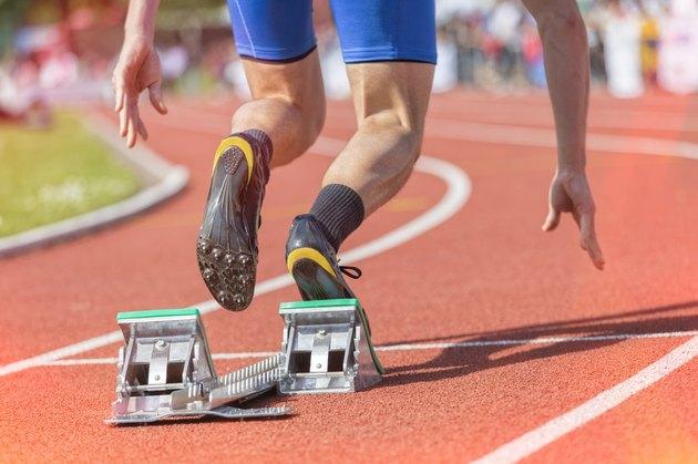 sprinter stadium start blocks